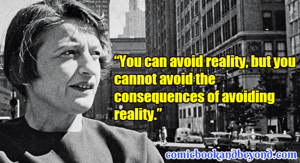 Ayn Rand Popular Quotes