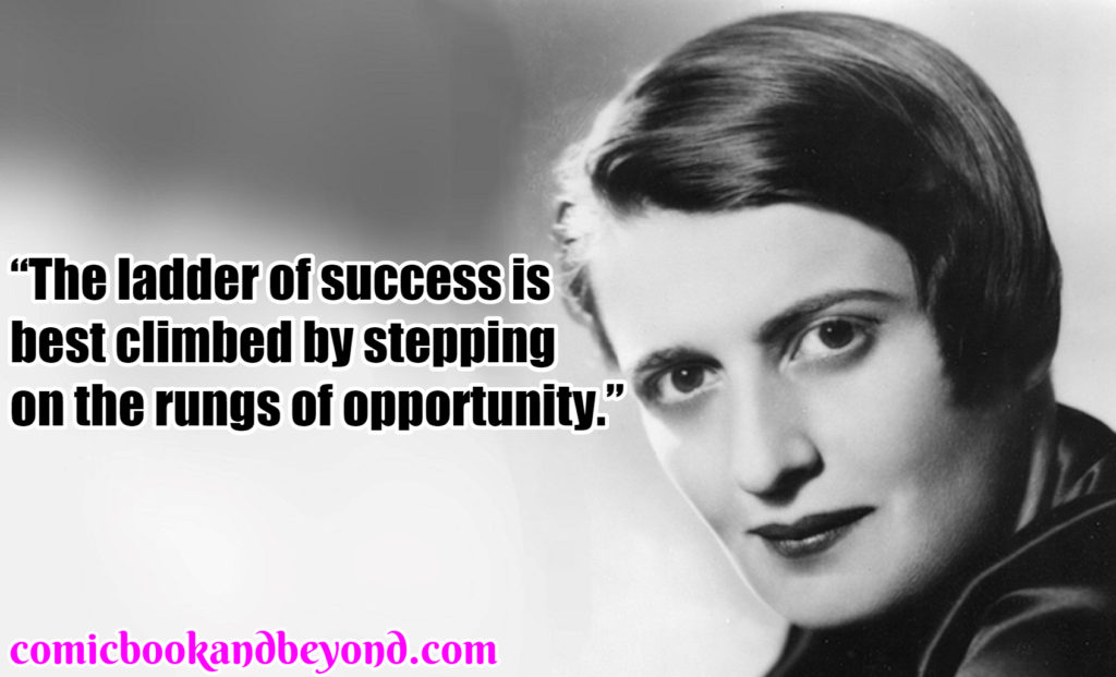 Ayn Rand Saying