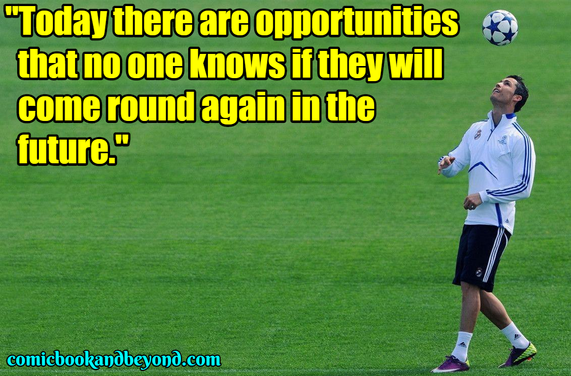 100+ Cristiano Ronaldo Quotes Will Show You Why He Is The