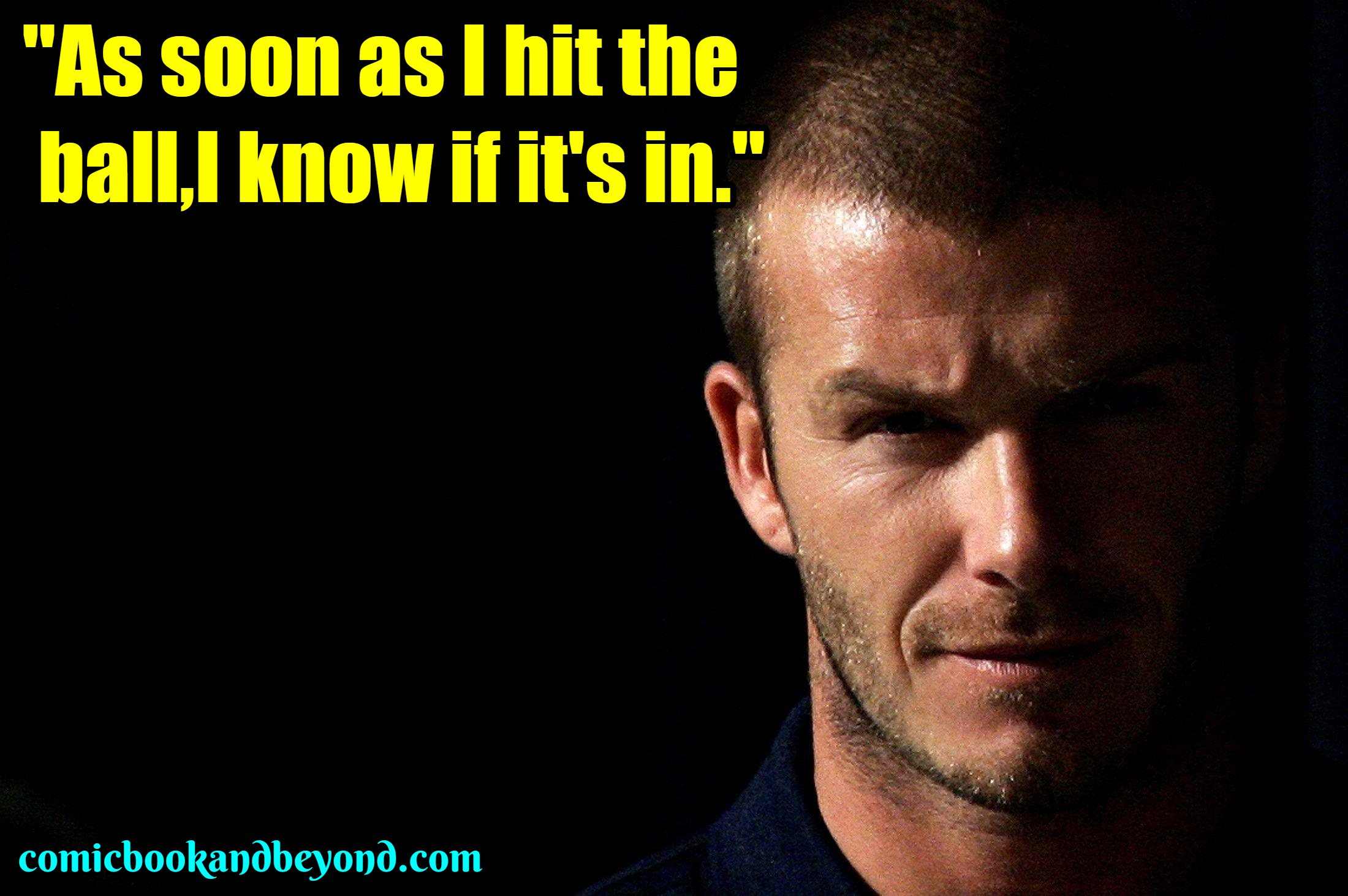 100+ David Beckham Quotes Will Show You What A True ...