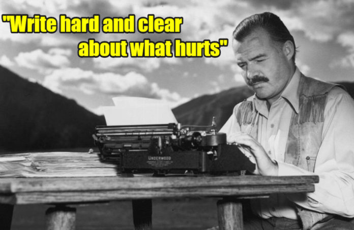 100+ Ernest Hemingway Quotes That Are Extremely Powerful ...