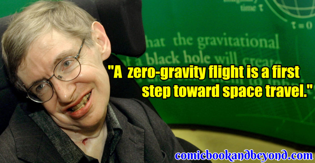 Famous Stephen Hawking Quotes