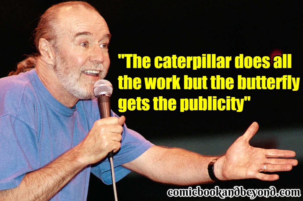 117+ George Carlin Quotes That Will Let You Understand More ...