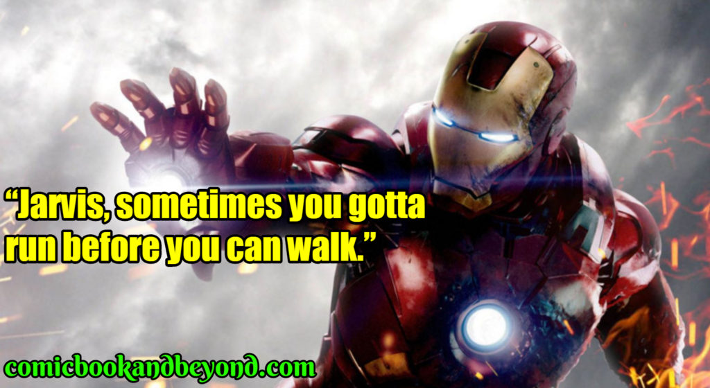 Ironman Best Quotes