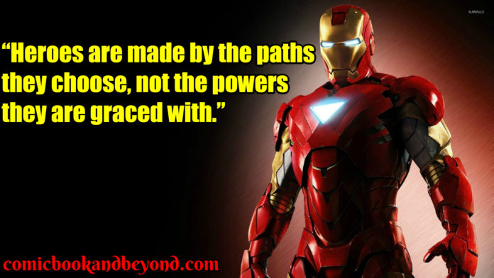 Ironman Famous Quotes