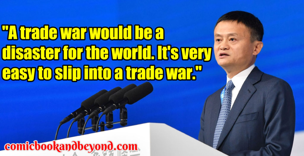 Jack Ma best Quotes