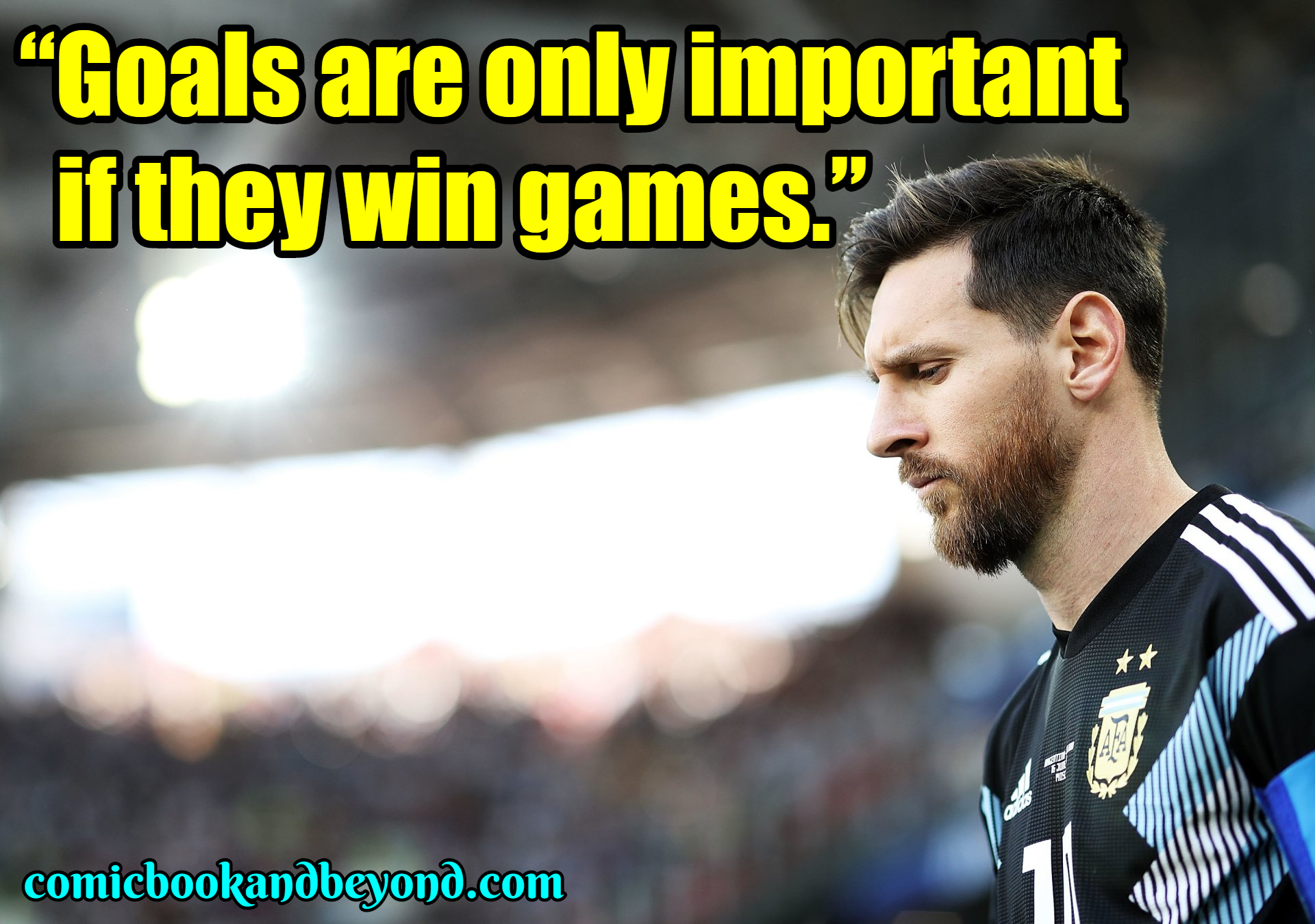 100+ Lionel Messi Quotes That Will Make You Love Football ...
