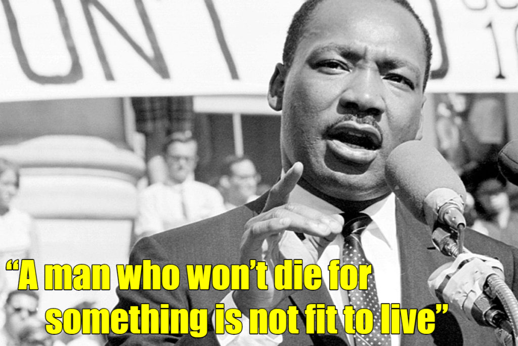 Martin Luther King Jr. Quotes (5)