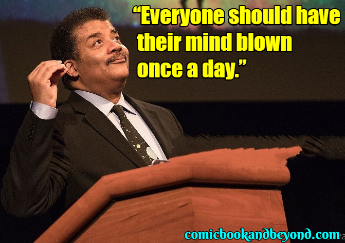 Neil Degrasse Famous Quotes