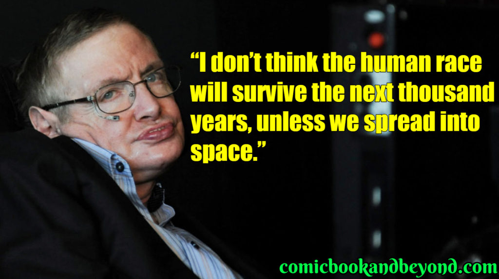 Popular Stephen Hawking Quotes
