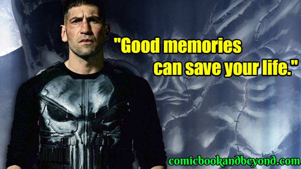 Punisher Popular Quotes
