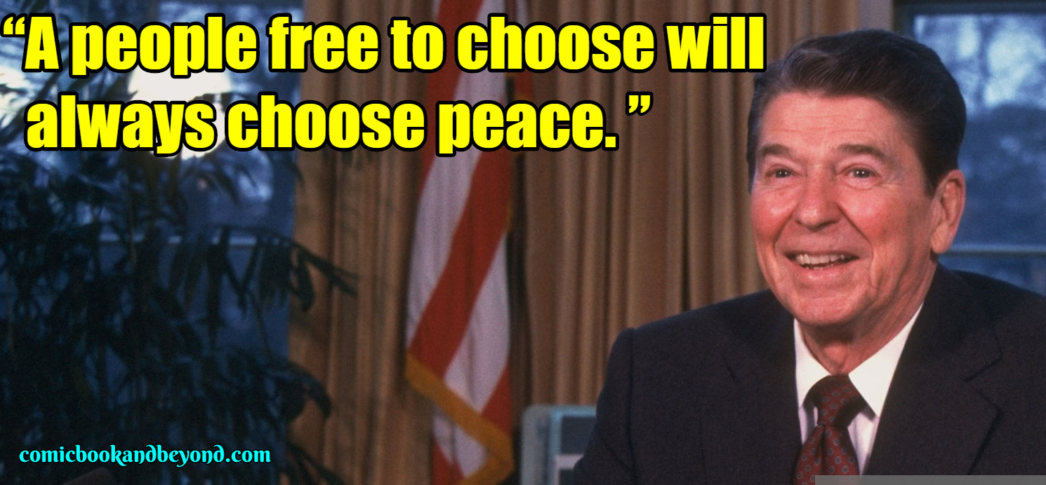 Ronald reagan Best Quotes