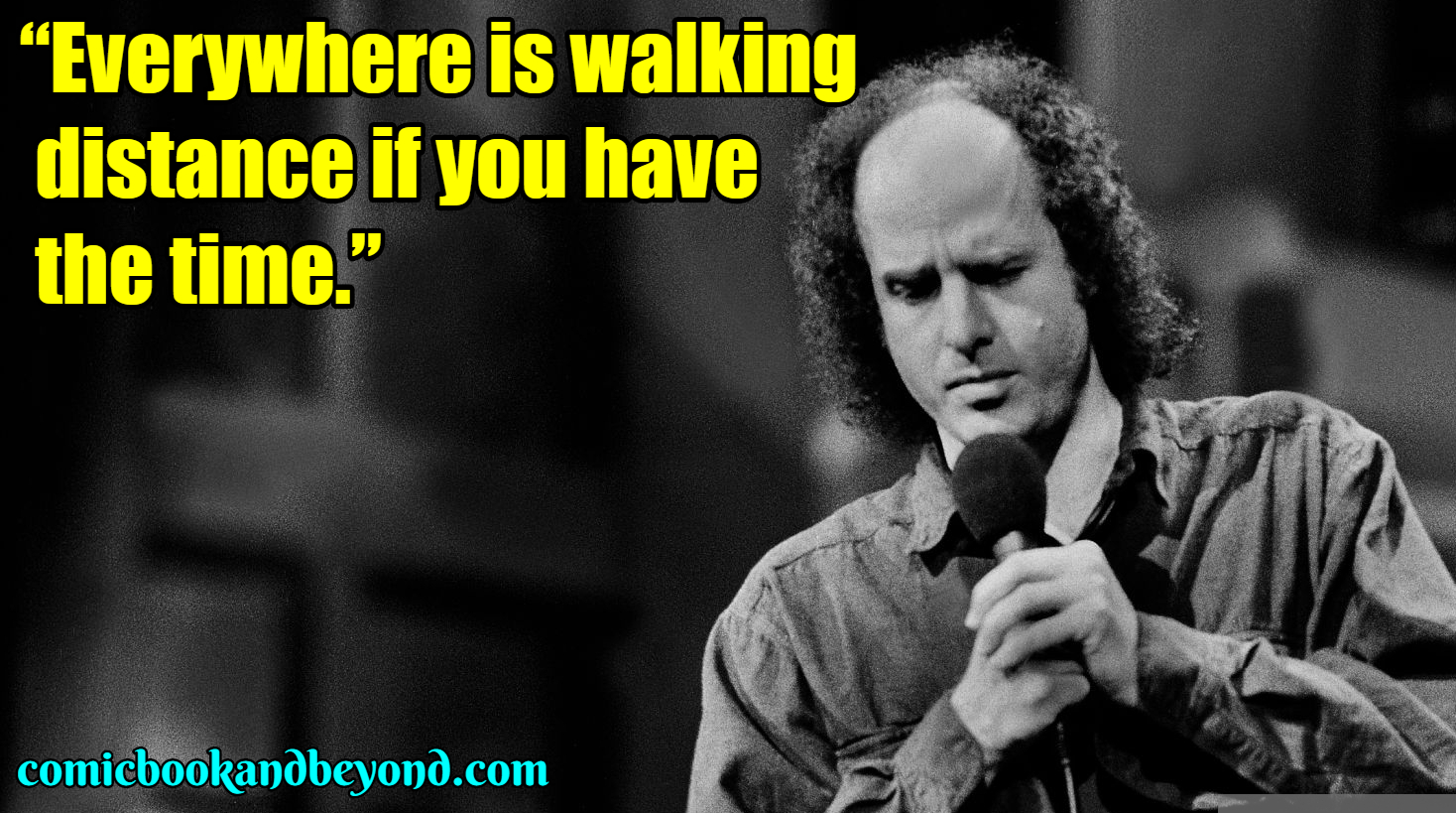 Steven Wright Popular Quotes
