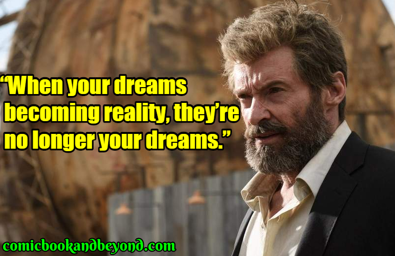 Wolverine Famous Quotes