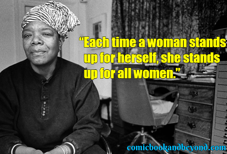 maya angelou popular quotes
