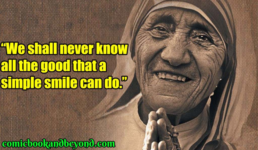 mother teresa best quotes