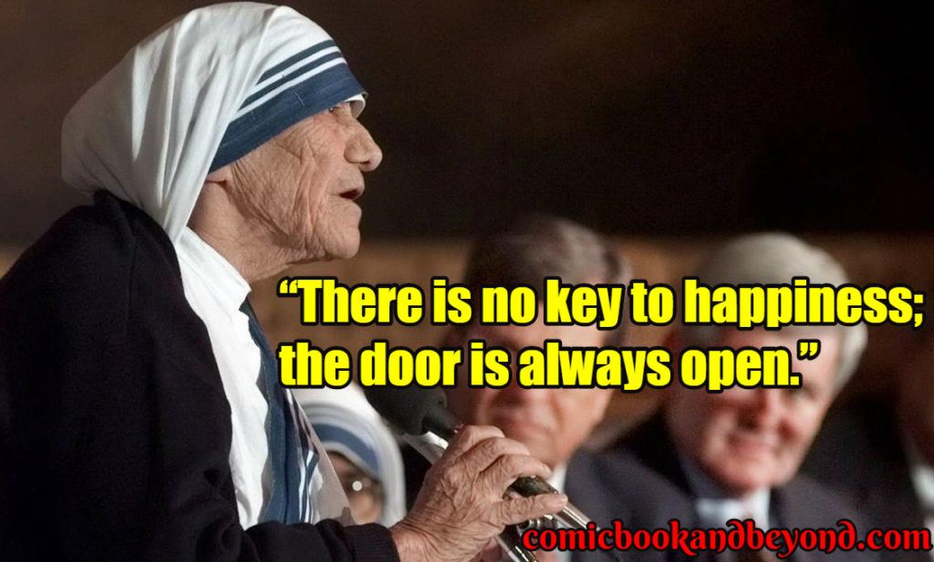 mother teresa saying