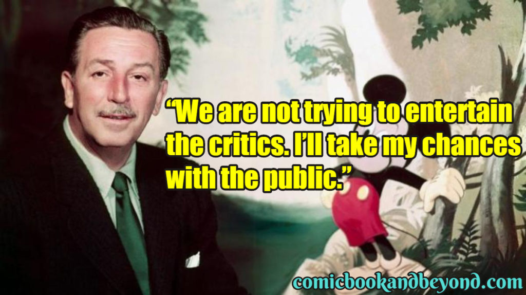walt disney famous quotes