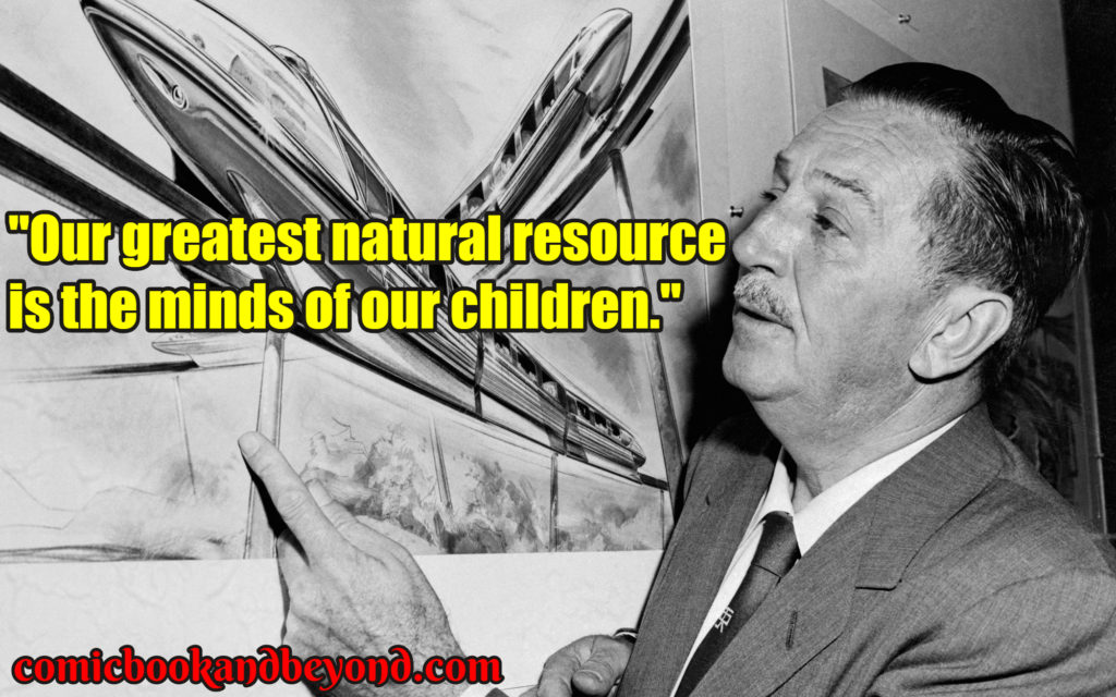 walt disney saying quotes