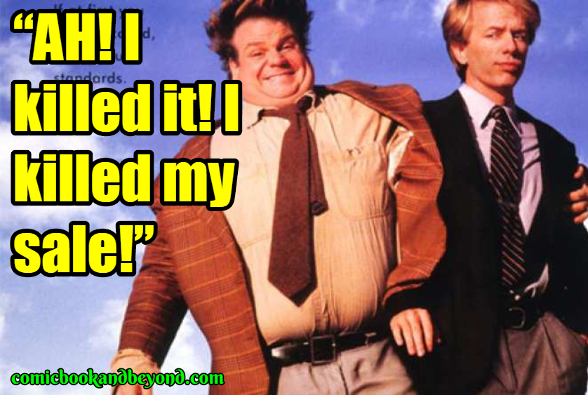 Tommy Boy Quotes