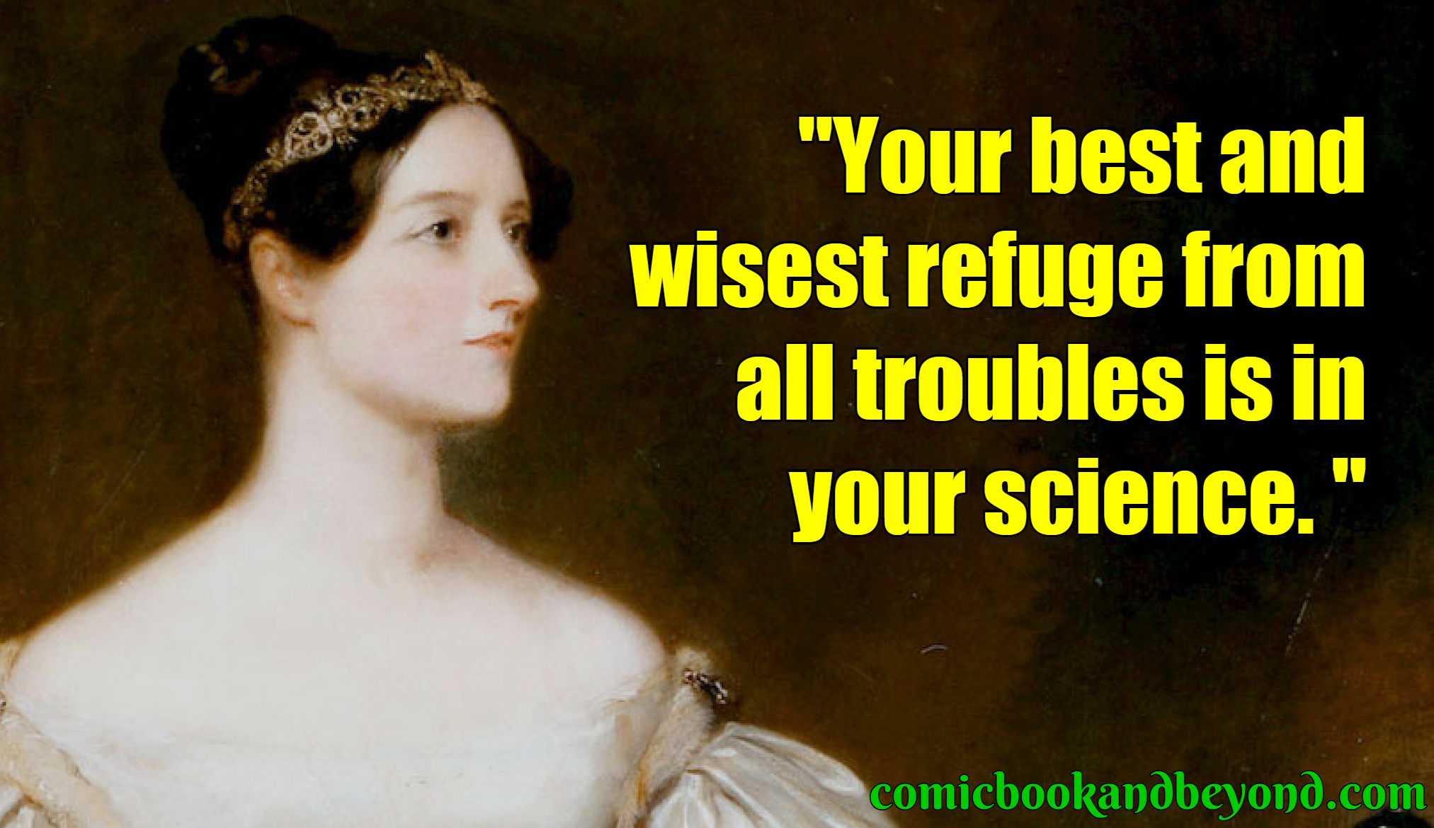 Ada Lovelace Quotes
