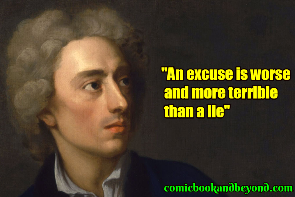 Alexander Pope famous quotes