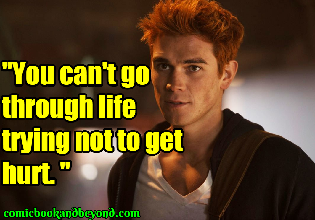 Archie Sayings
