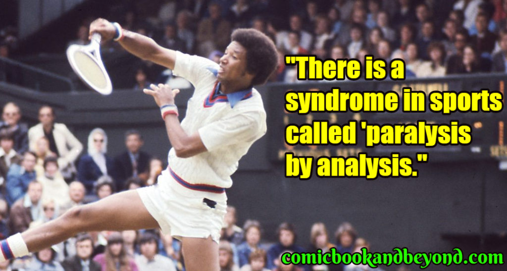 Arthur Ashe popular quotes
