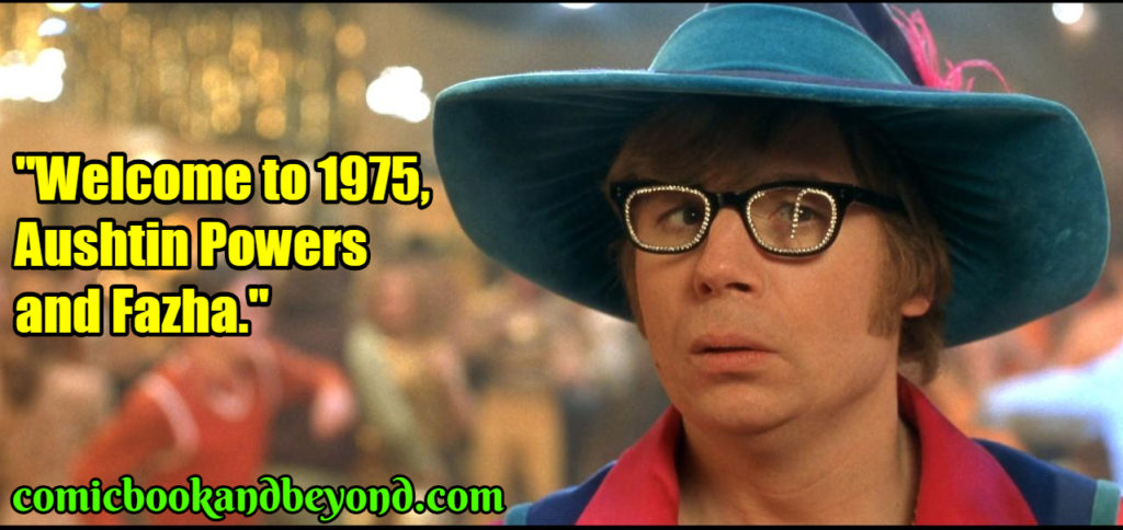 Austin Powers Goldmember popular quotes