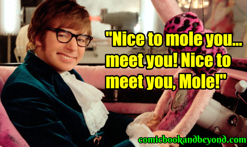 Austin Powers Goldmember quotes