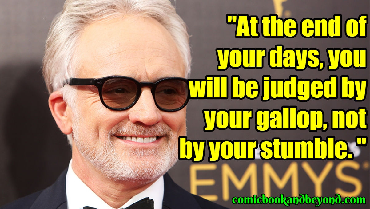 Bradley Whitford Famous Quotes