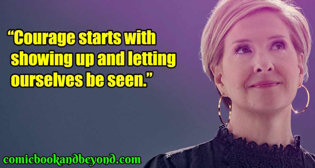 Brene Brown popular quotes