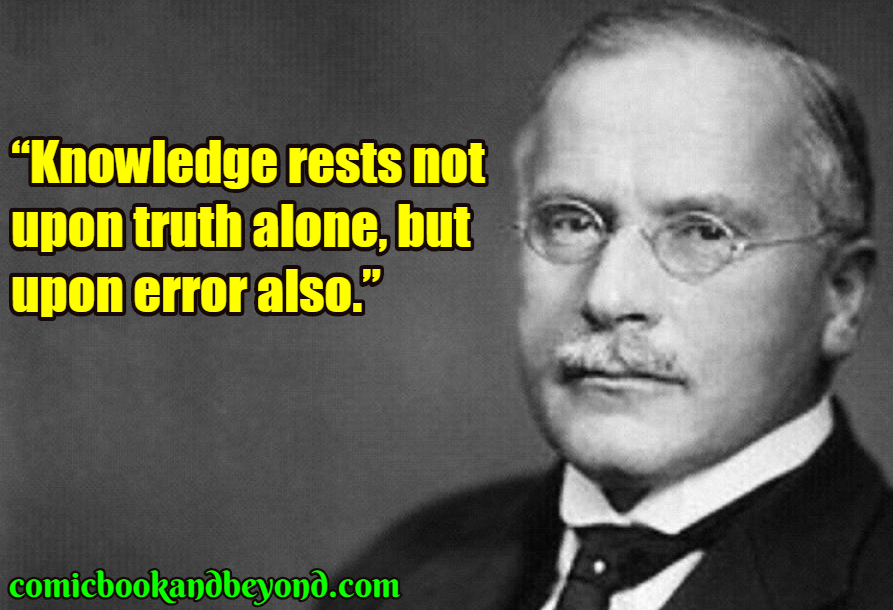 110+ Carl Jung Quotes That Tell About The Life Of A Reverend ...