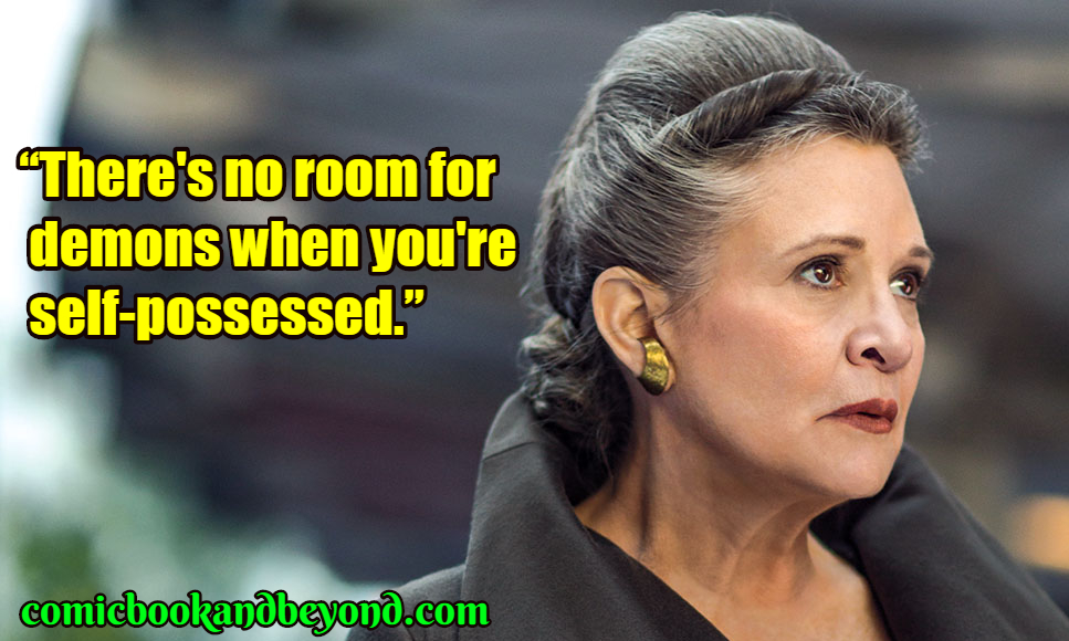 Carrie Fisher best quotes