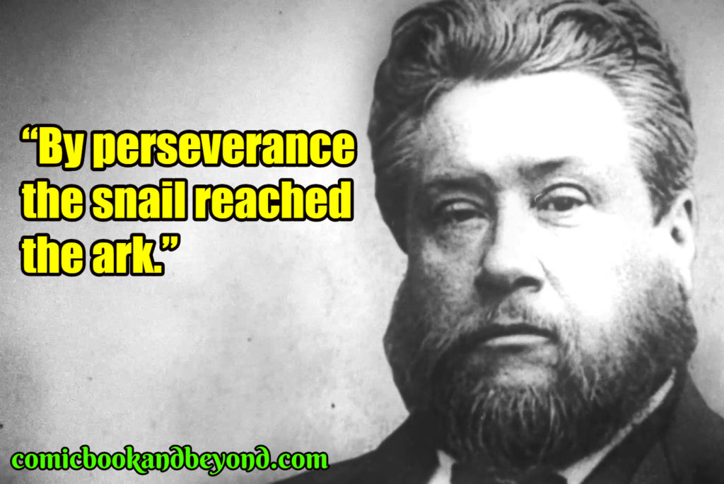 Charles Spurgeon best quotes