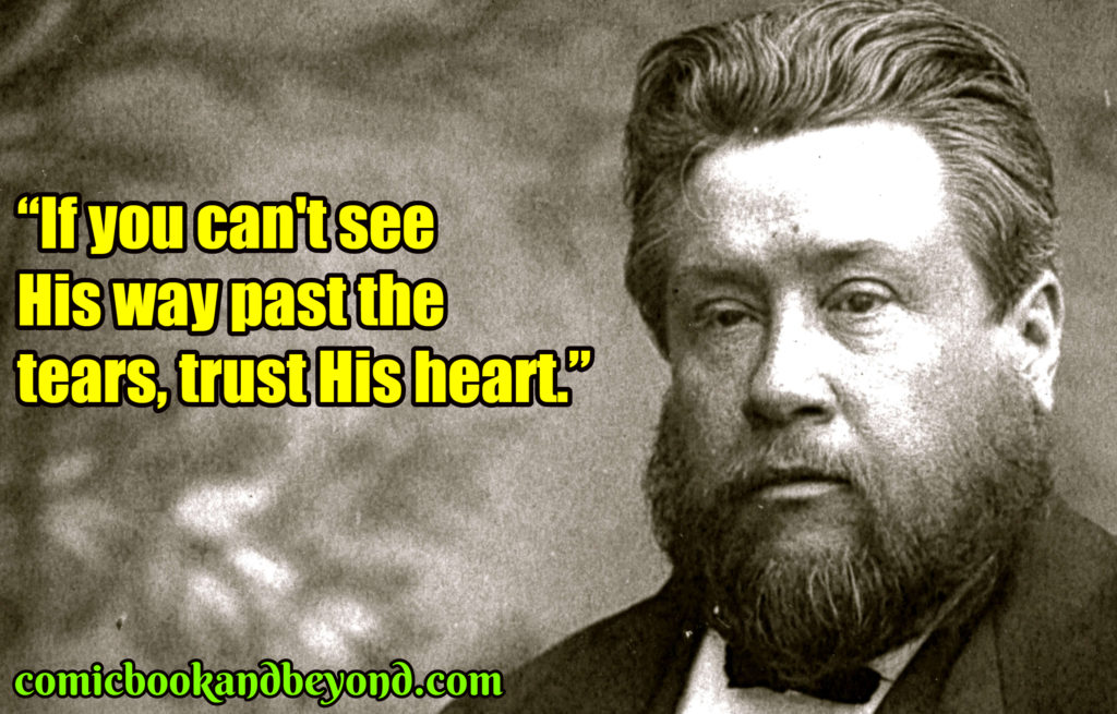 Charles Spurgeon popular quotes