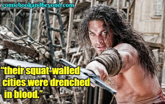 Conan the Barbarian Best Quotes
