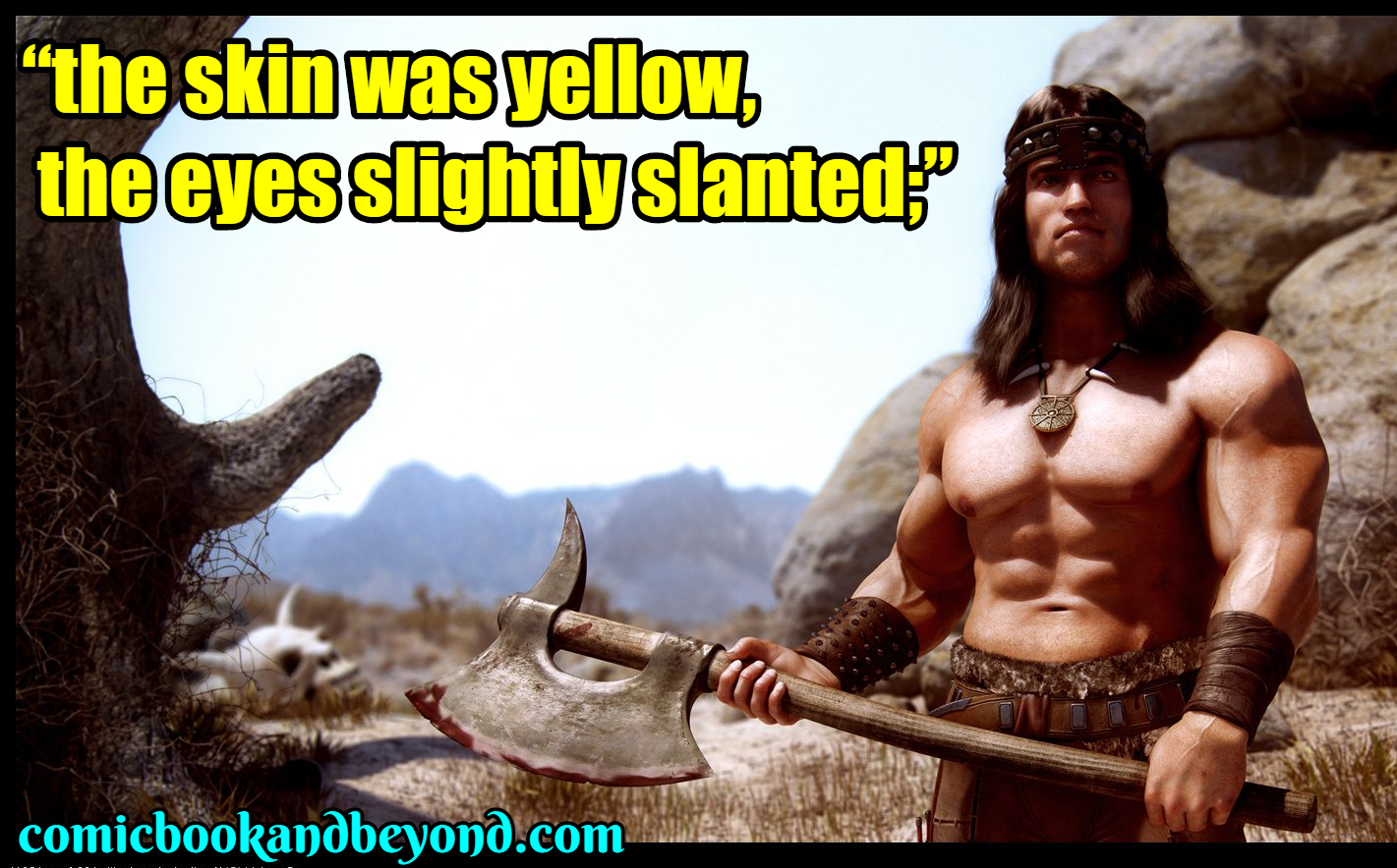 Conan the Barbarian Quotes