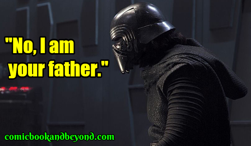 Darth Vader popular quotes