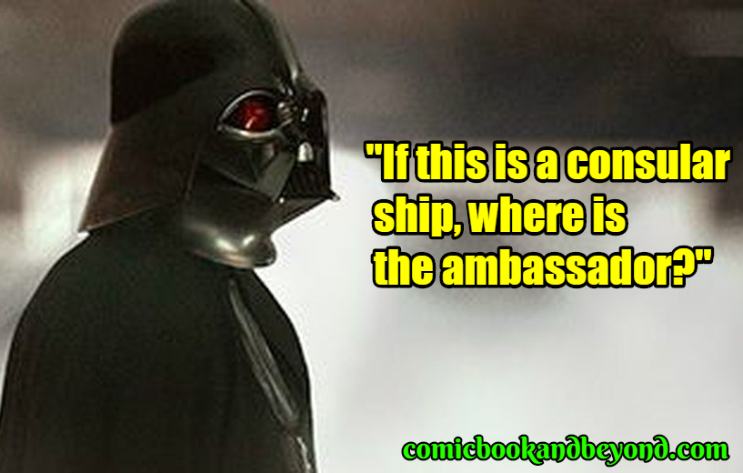 Darth Vader saying