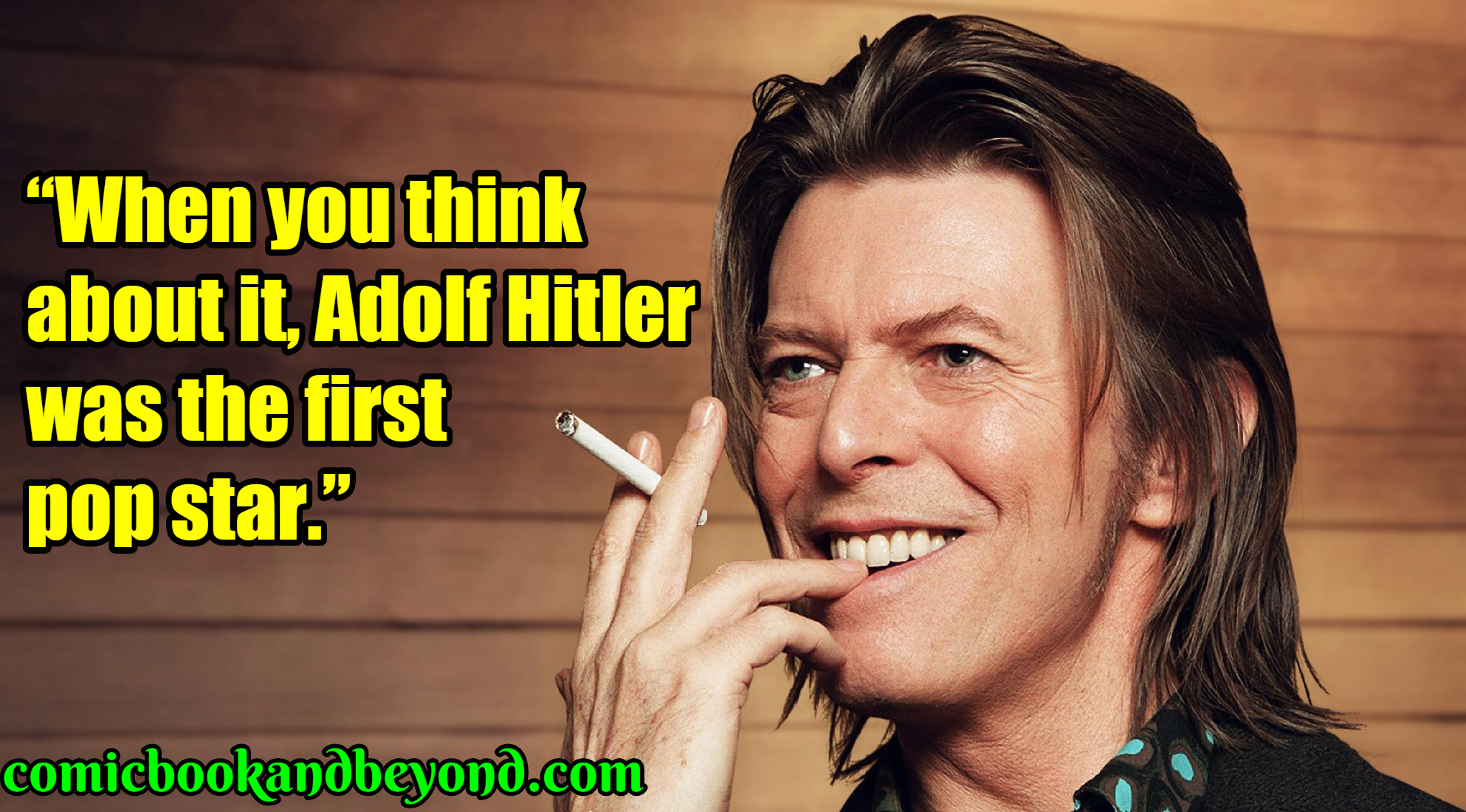 100+ David Bowie Quotes Tell Us How To Be Versatile And ...