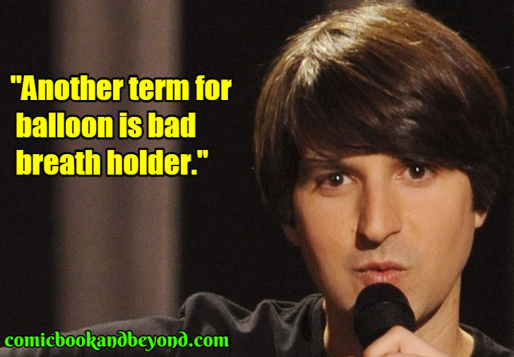 Demetri Martin quotes