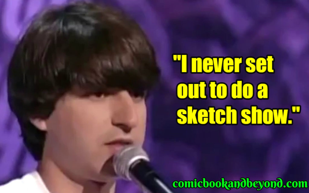 Demetri Martin saying