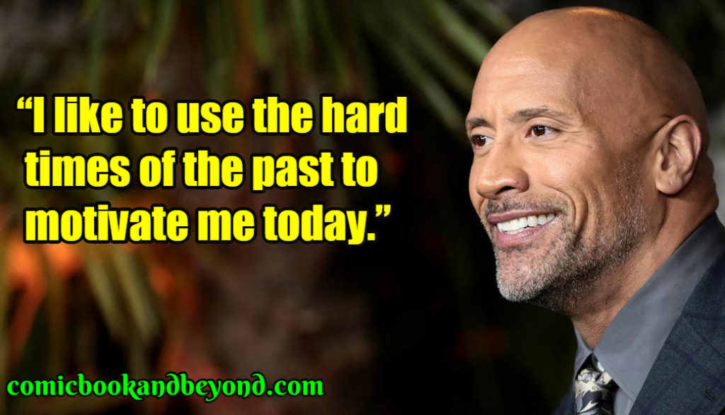 Dwayne Johnson best quotes