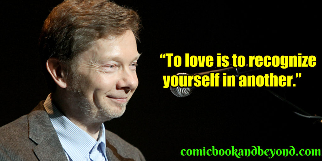 Eckhart Tolle popular quotes