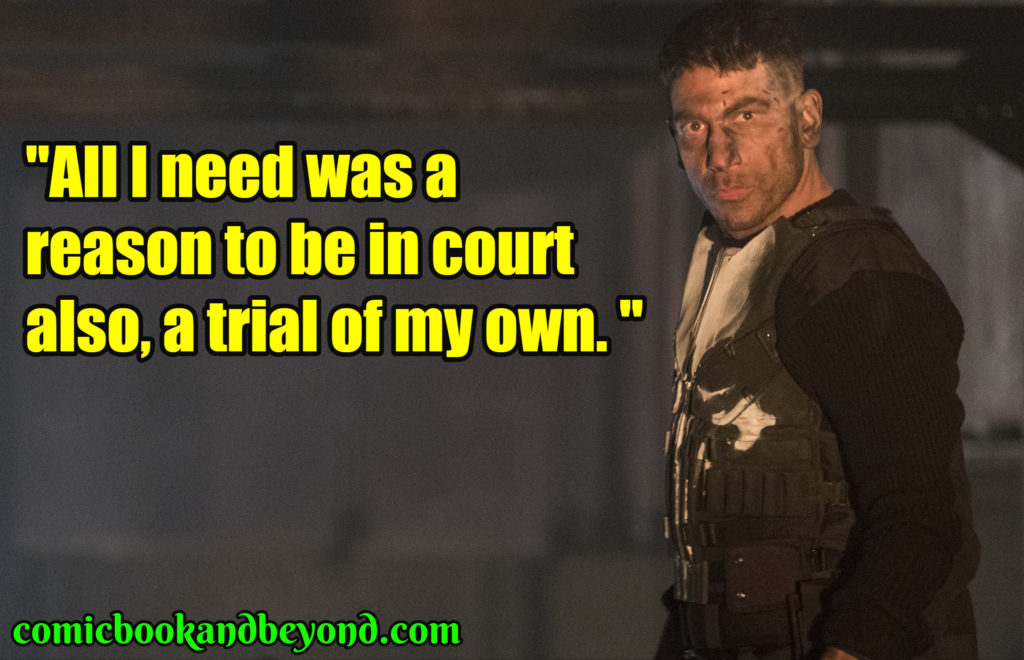 Frank Castle popular quotes