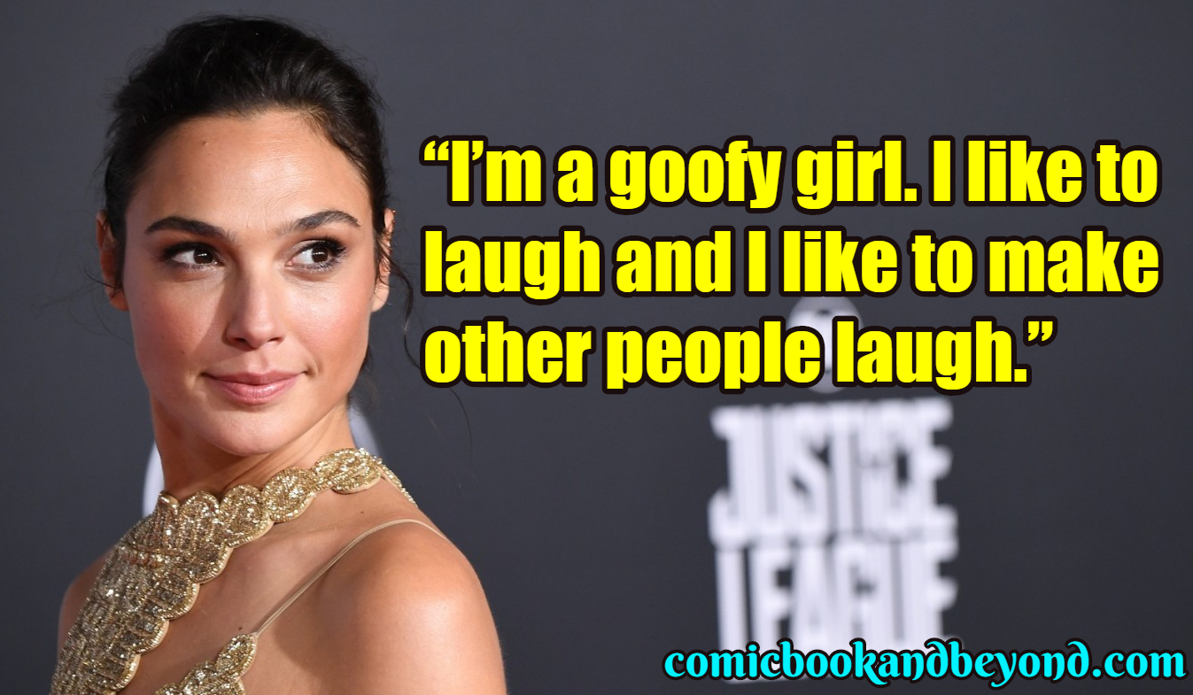 90+ Gal Gadot Quotes That Will Prove That She Is The Real
