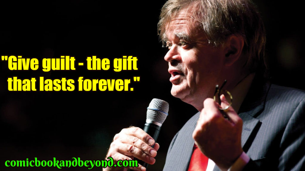 Garrison Keillor saying