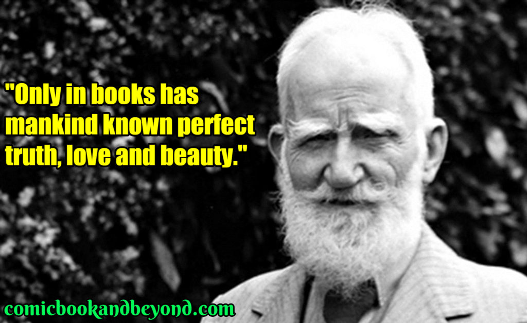 George Bernard Shaw famous quotes