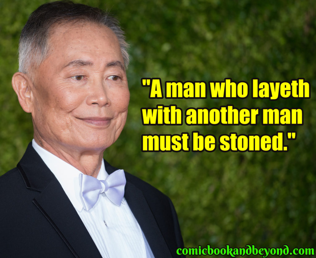 George Takei best quotes